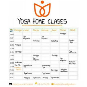 yoga home aranjuez